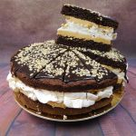Klasika dort - nakrojený