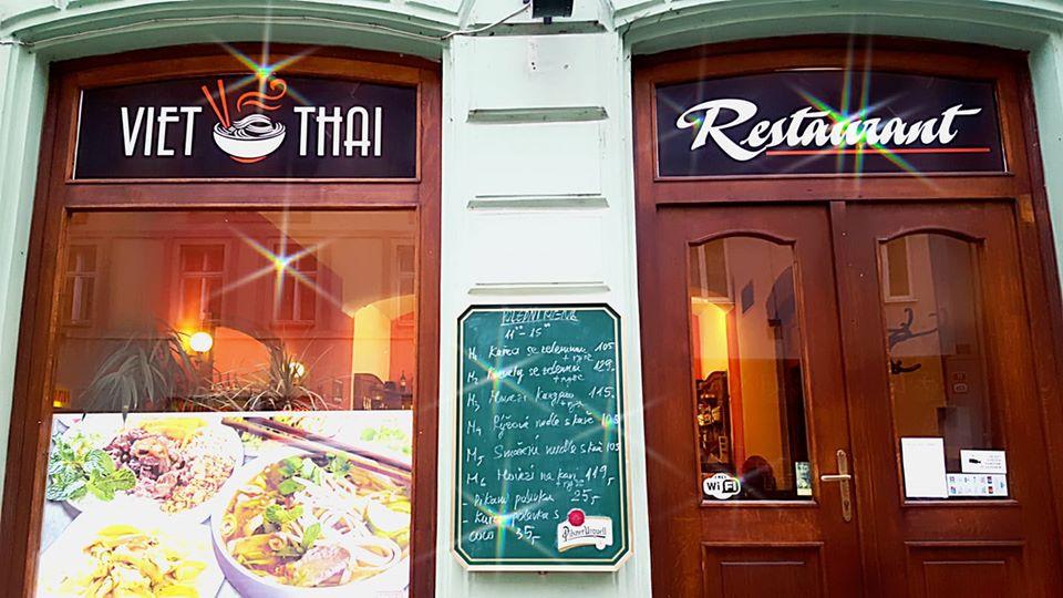 Veitnamska restaurace PHO Plzen