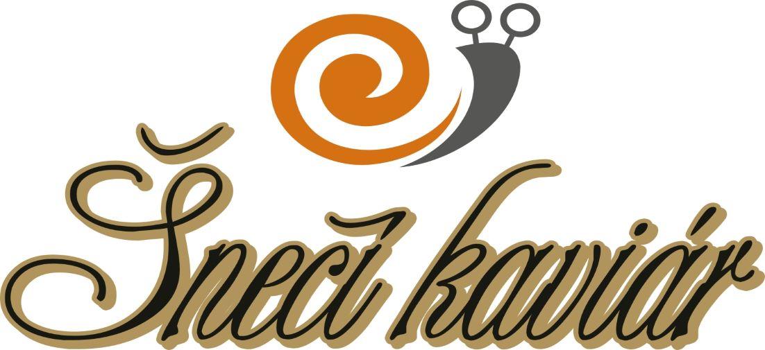 Šnečí kaviár logo