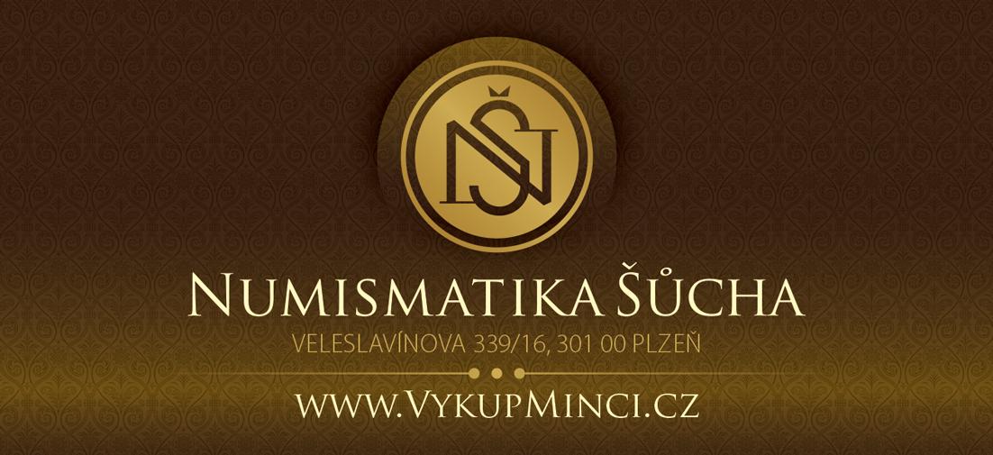 logo numismatika sucha