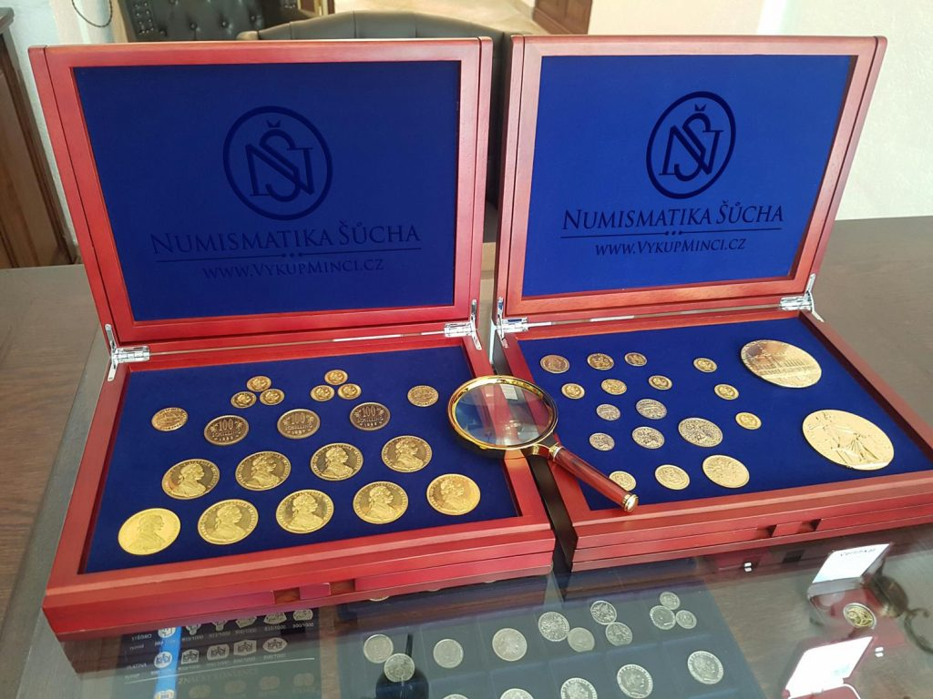 sady minci