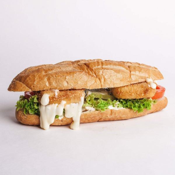 sendvice se smazenym syrem