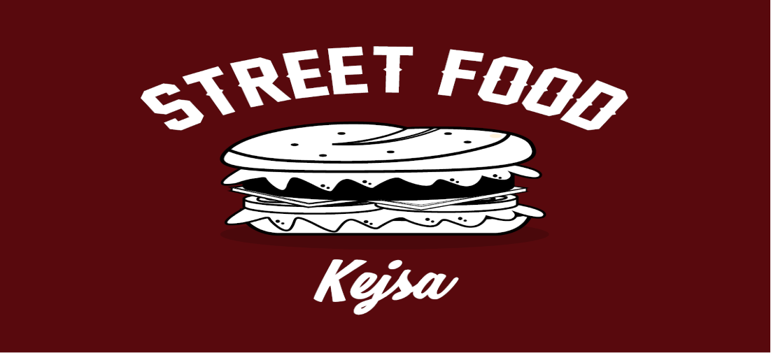 street food Kejsa Plzen logo