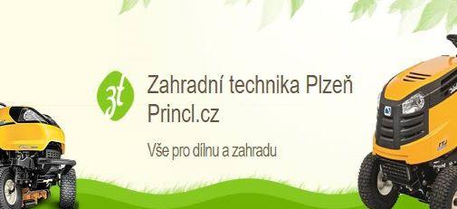 zahradni technika logo princl