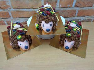 kremový ježek SOUTEZ S-R