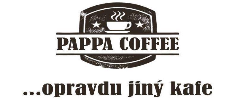 firemni logo pappa coffe