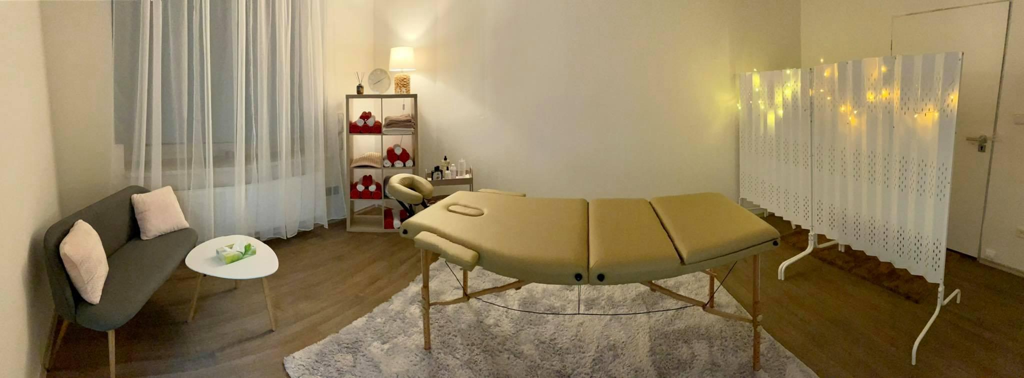 prostory salonu maderotherapy